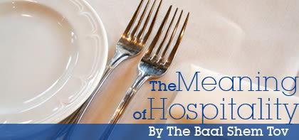 Vayera: The Meaning of Hospitality