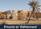 Emuna or Gehennom
