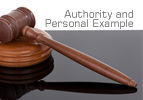 Authority and Personal Example