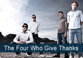 Tzav: The Four Who Give Thanks