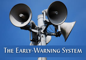 The Early-Warning System for Yom Kippur
