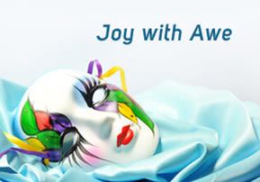 Joy with Awe