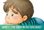 ¿Niños Con Tendencias Suicidas?