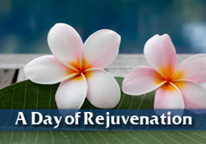 A Day of Rejuvenation
