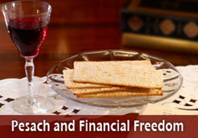 Pesach and Financial Freedom