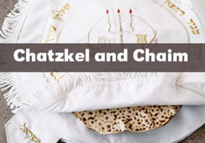 Chatzkel and Chaim