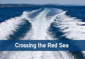 Crossing the Red Sea: Hatred and Fighting
