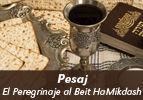 Pesaj – El Peregrinaje al Beit HaMikdash