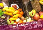 מה מסמלים פירות החג?