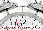 National Wake-up Call