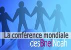 La conférence mondiale des Bnei Noah