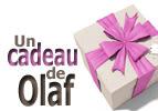 Un cadeau de Olaf