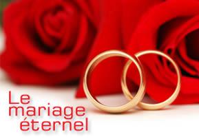 Le mariage éternel