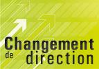 Changement de direction