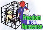 Freedom from Nonsense