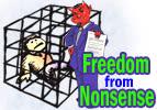Freedom from Nonsense - Rosh Chodesh Nissan