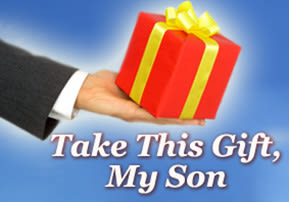 Take This Gift, My Son