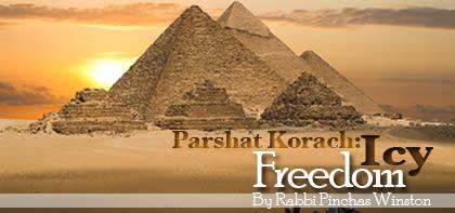 Icy Freedom - Korach