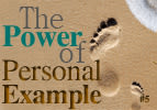 The Power of Personal Example