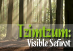 Tzimtzum: Visible Sefirot