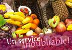 Un service inoubliable !