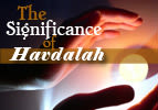 The Significance of Havdalah