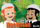 Little Nachman, Part 24