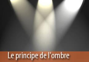 Le principe de l'ombre - Réé