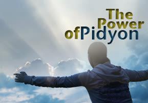 The Power of Pidyon