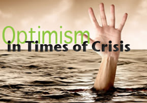 Optimism in Times of Crisis