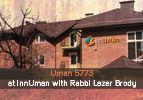 Uman 5778 at InnUman with Rabbi Lazer Brody