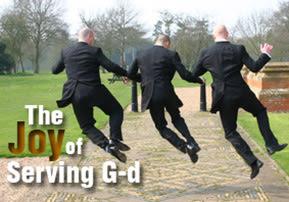 Ki Tavo: The Joy Of Serving G-d