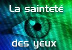 La sainteté des yeux - Nitsavim