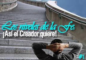 ¡Así el Creador quiere!