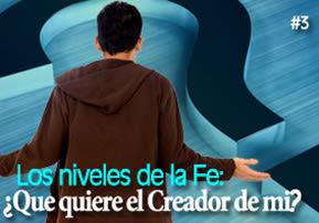 ¿Qué Quiere el Creador de Mí?