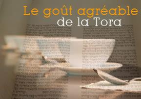 Le goût agréable de la Tora – Vayélekh