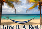 Give It A Rest! - Parshat Breishit