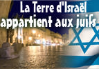 Israël appartient aux juifs - Béréchith