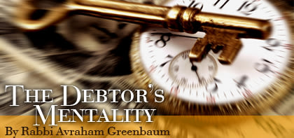 The Debtor's Mentality