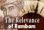 The Relevance of Rambam