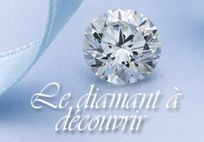 Le diamant à découvrir