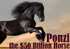 Ponzi the $50 Billion Horse