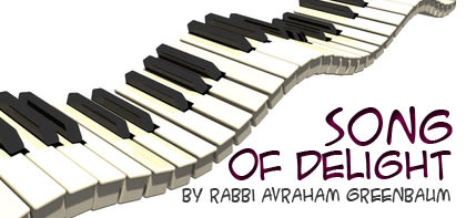 Rebbe Nachman's Sonnet - Song of Delight