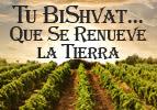 Tu BiShvat... Que Se Renueve la Tierra