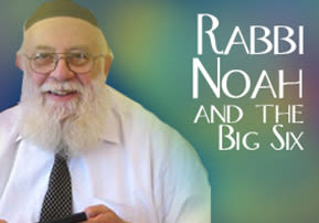 Rabbi Noah and the Big Six