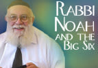Rabbi Noah and the Big Six