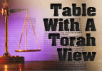 Mishpatim: Table With A (Torah) View