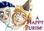 A Happy Purim!