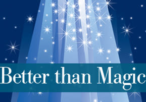 Better than Magic - Bracha Graetz