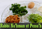 Rabbi Na'hman et Pessa'h